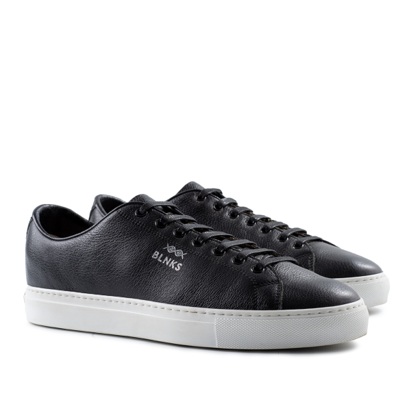 8009 Low Top Sneaker - All-Black