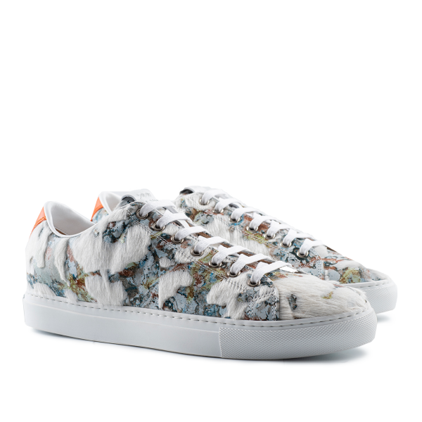 8009 Low Top Sneaker - Arty