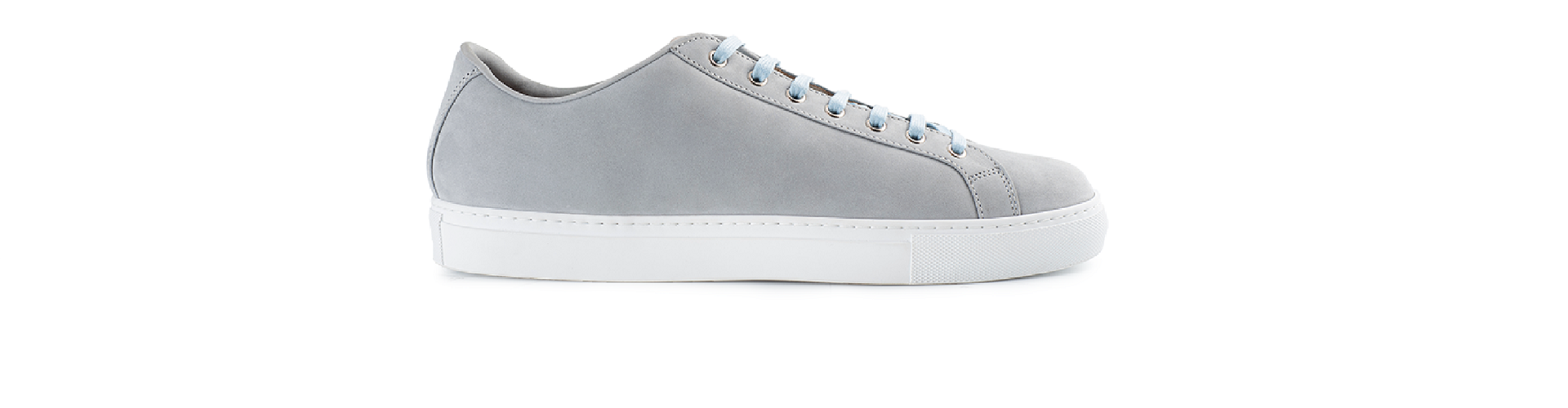 8011 Low Top - Grey Nubuck