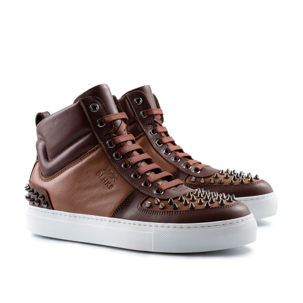 8016 High Top Sneaker - Elegant Punk